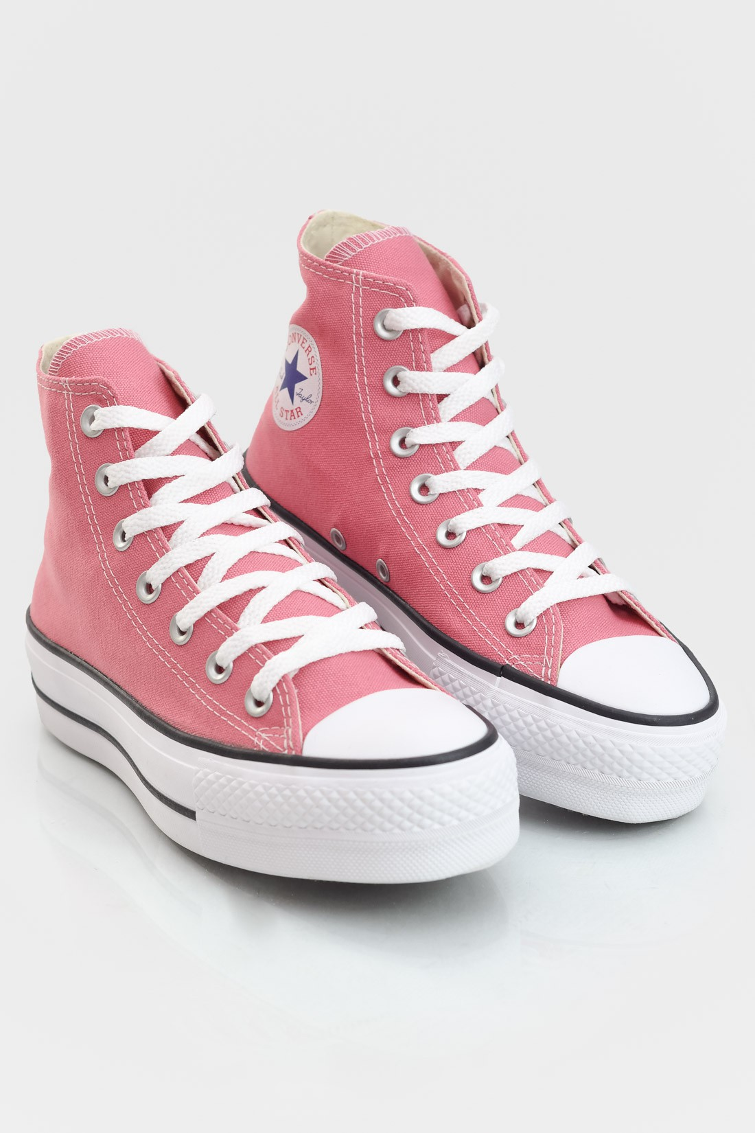 Tenis Botinha Fem All Star Flatform