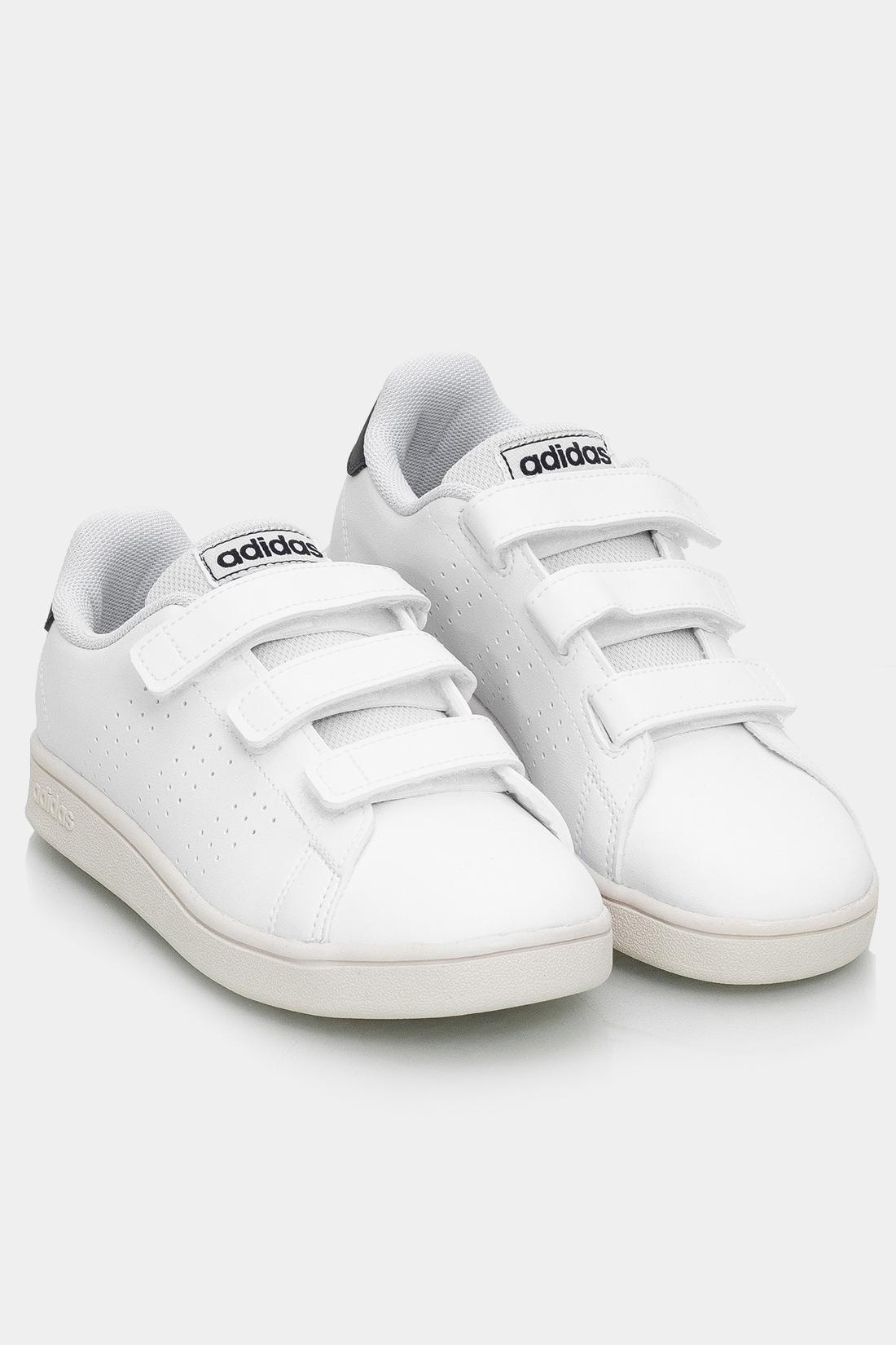 Tenis Casual Adidas Advantage C Velcro