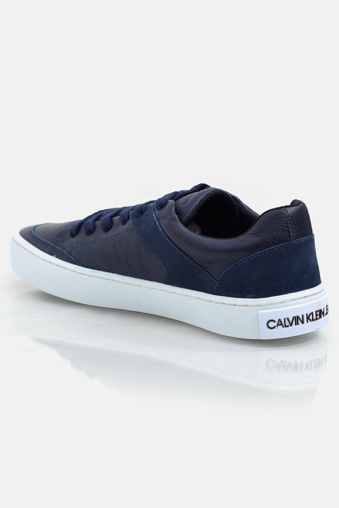 Tenis Casual Calvin Klein Skate Nobuck