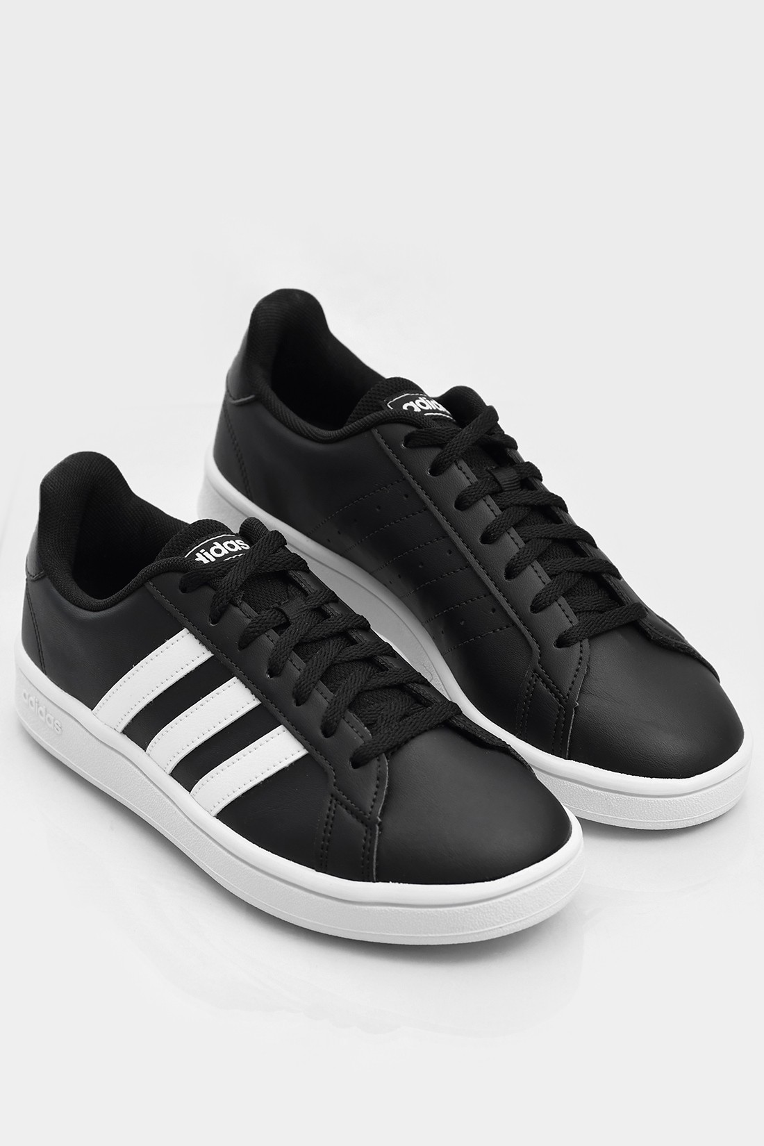 Tenis Casual Fem Adidas Grand Court Base