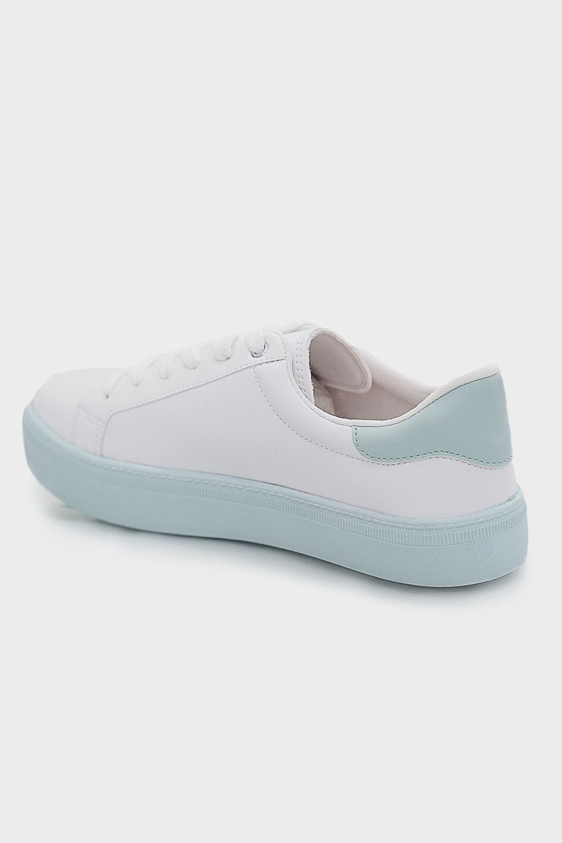 Tenis Casual Fem Anbe Pastel