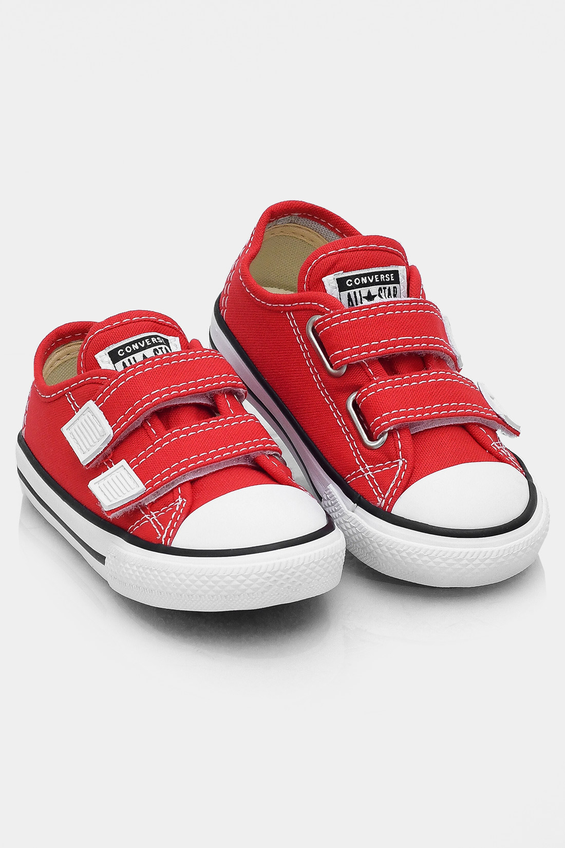 Tenis Casual Infantil All Star Chuck Taylor Velcro