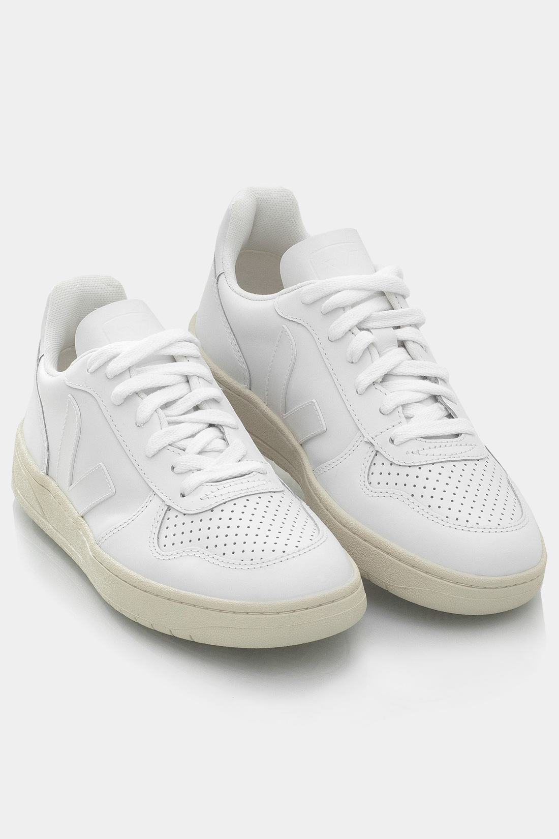 Tenis Casual Masc Vert Leather Couro Extra