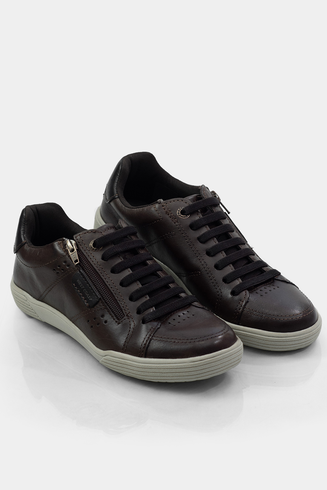 Tenis Casual West Coast Rustic Ziper