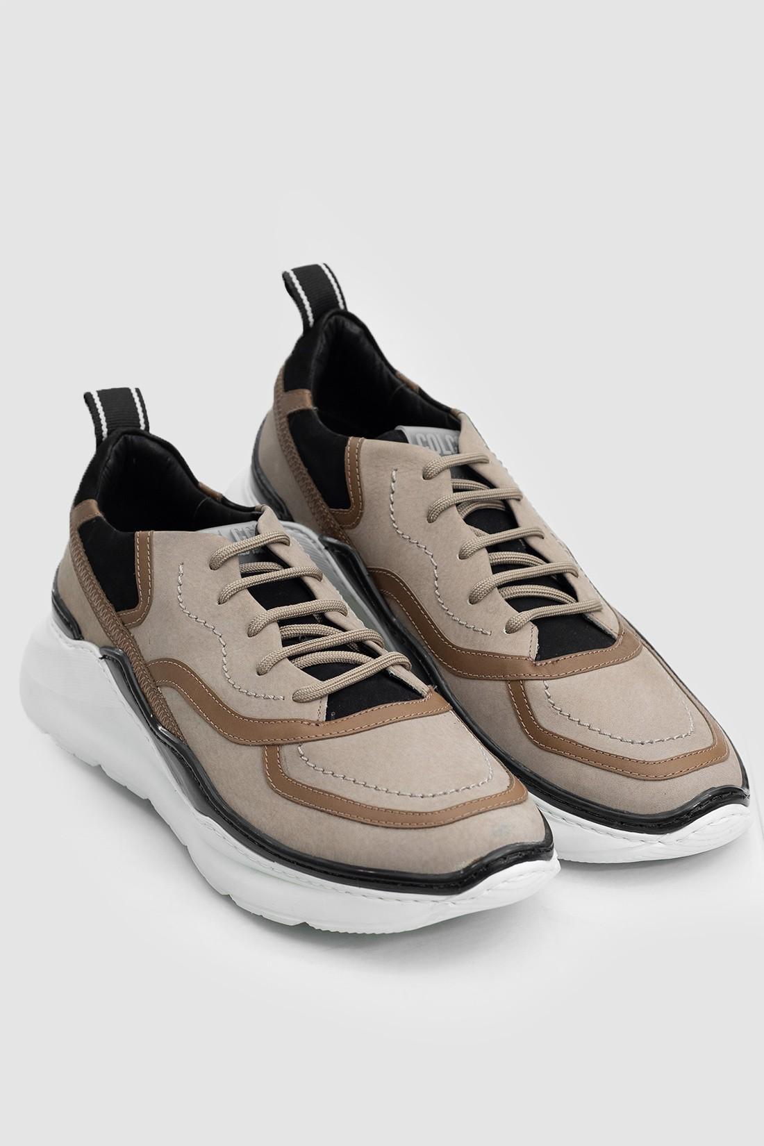 Tenis Masc Ugly Sneaker Colcci Civita Ginger