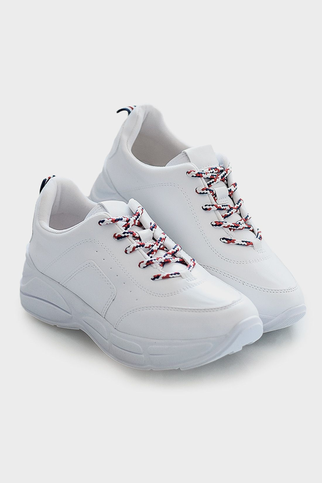 Tenis Ugly Sneaker Anbe White