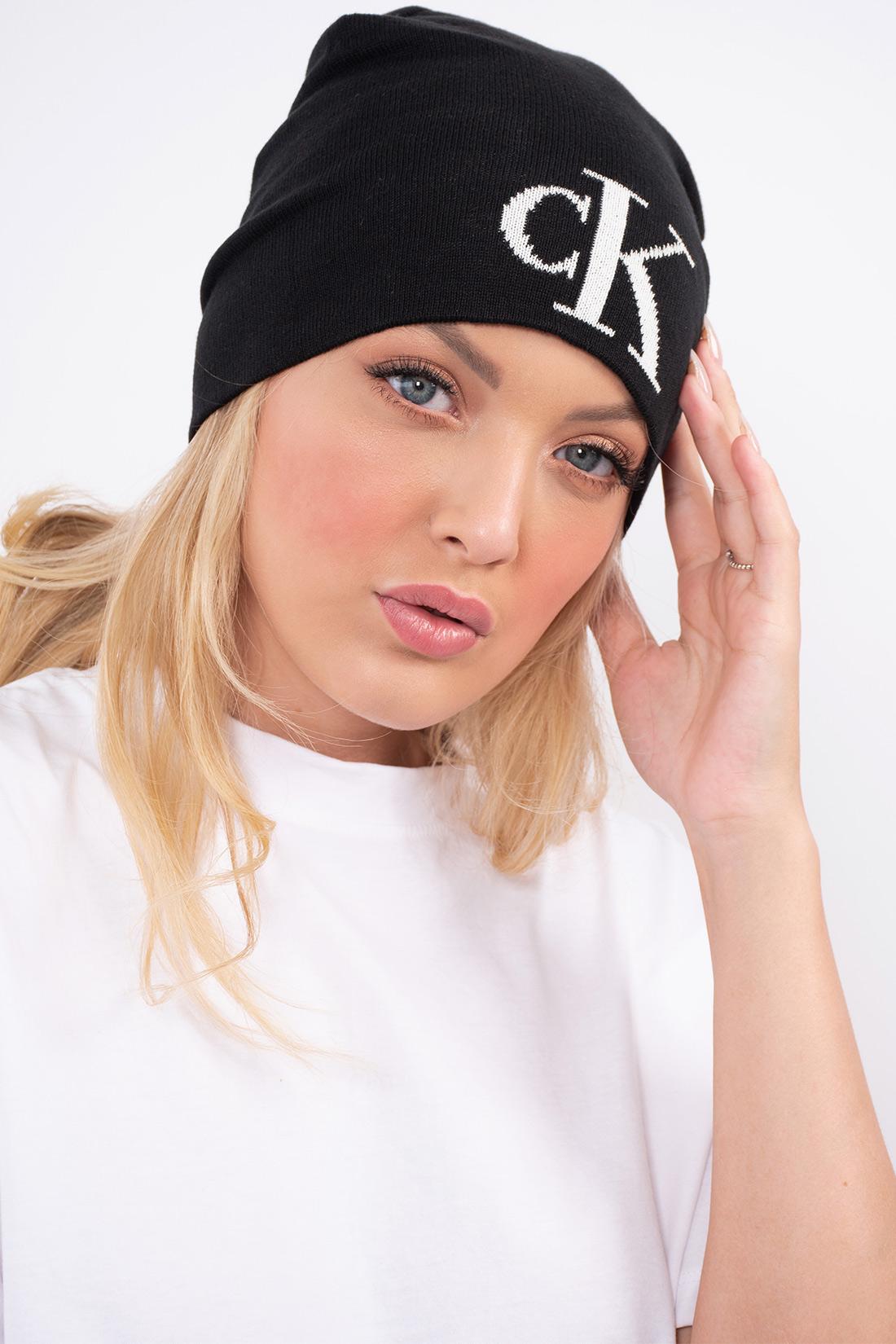Touca Calvin Klein Logo Basico