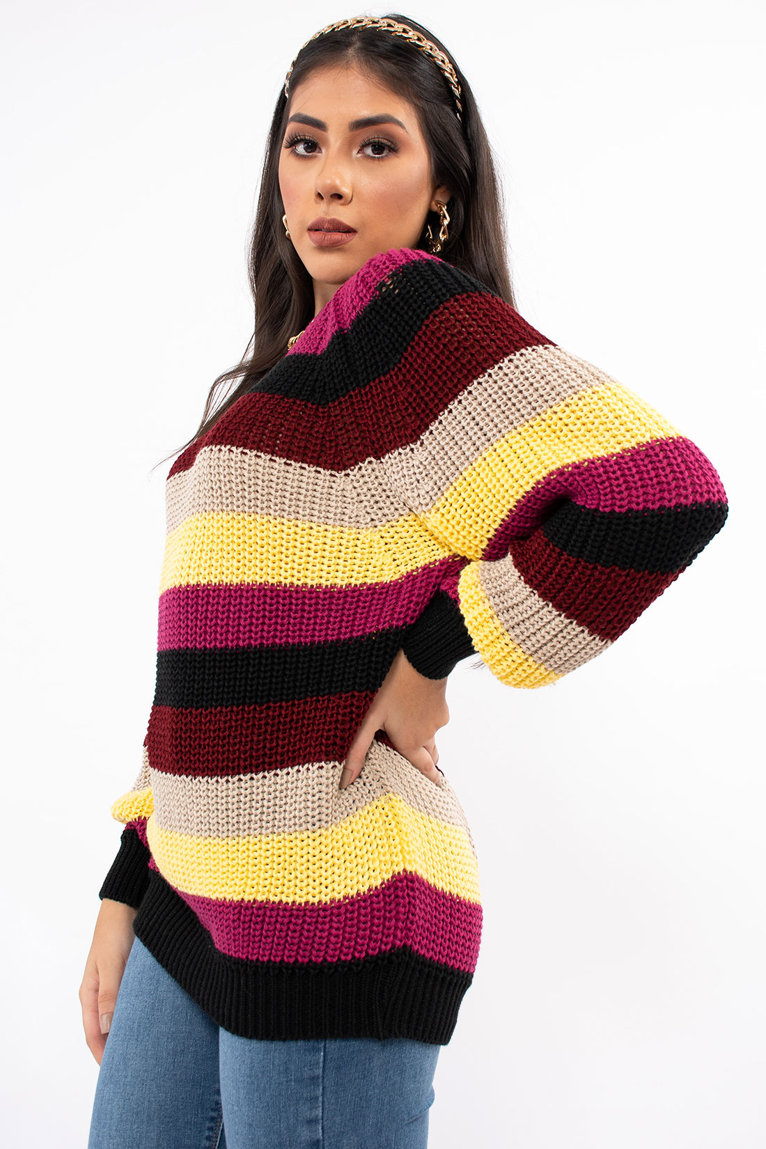 Tricot Fang 5 Cores
