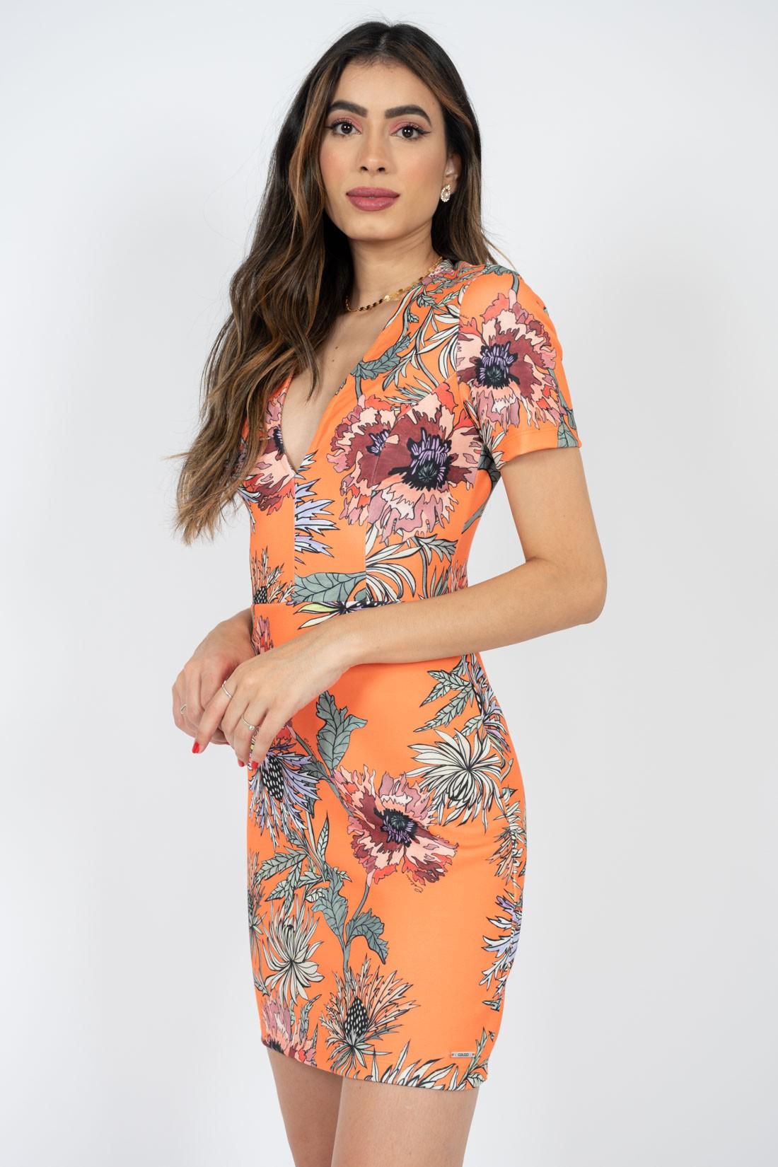 Vestido Colcci Cambraia