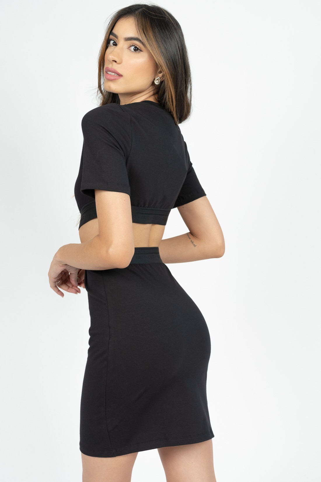 Vestido Colcci Recorte