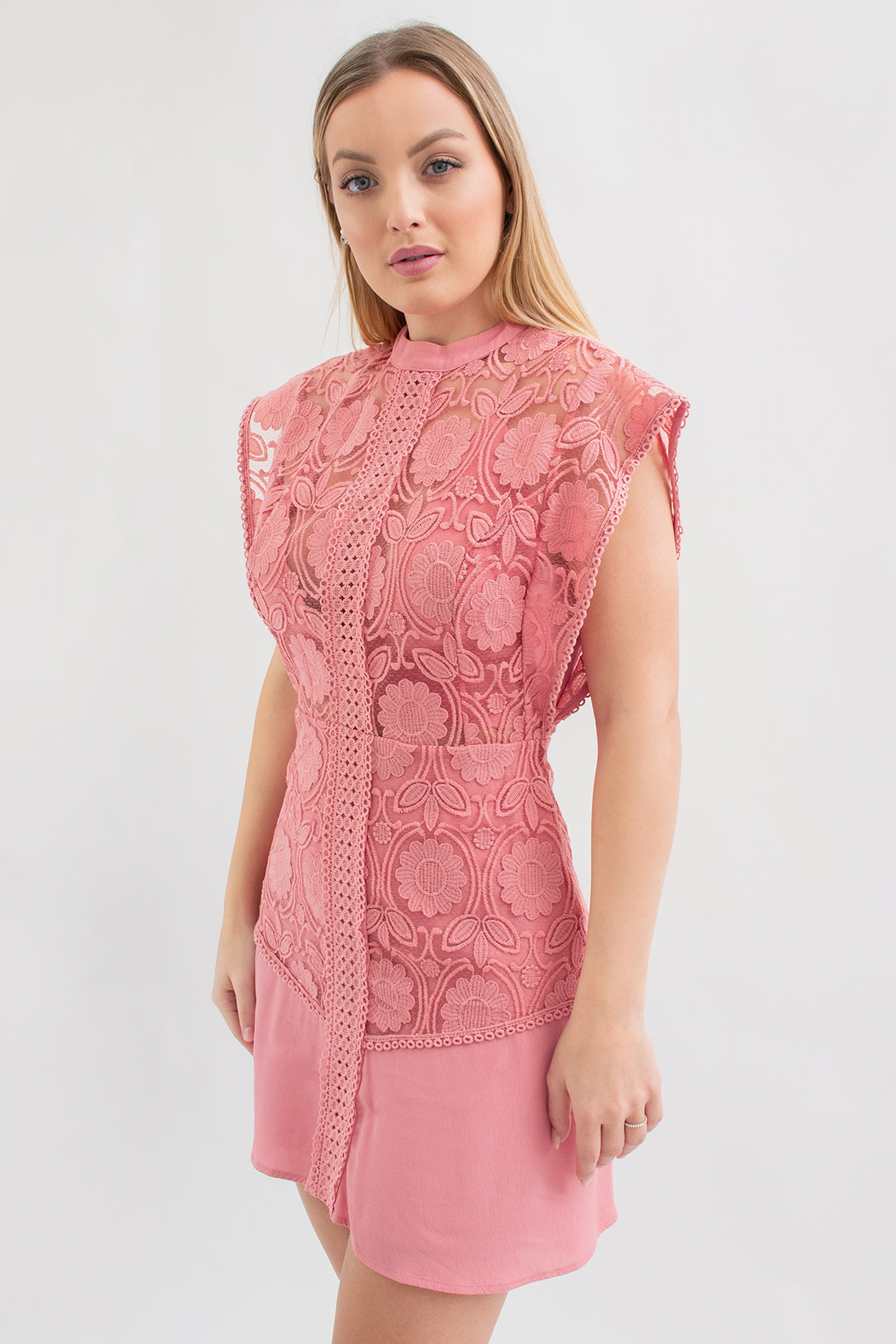 Vestido Colcci Renda