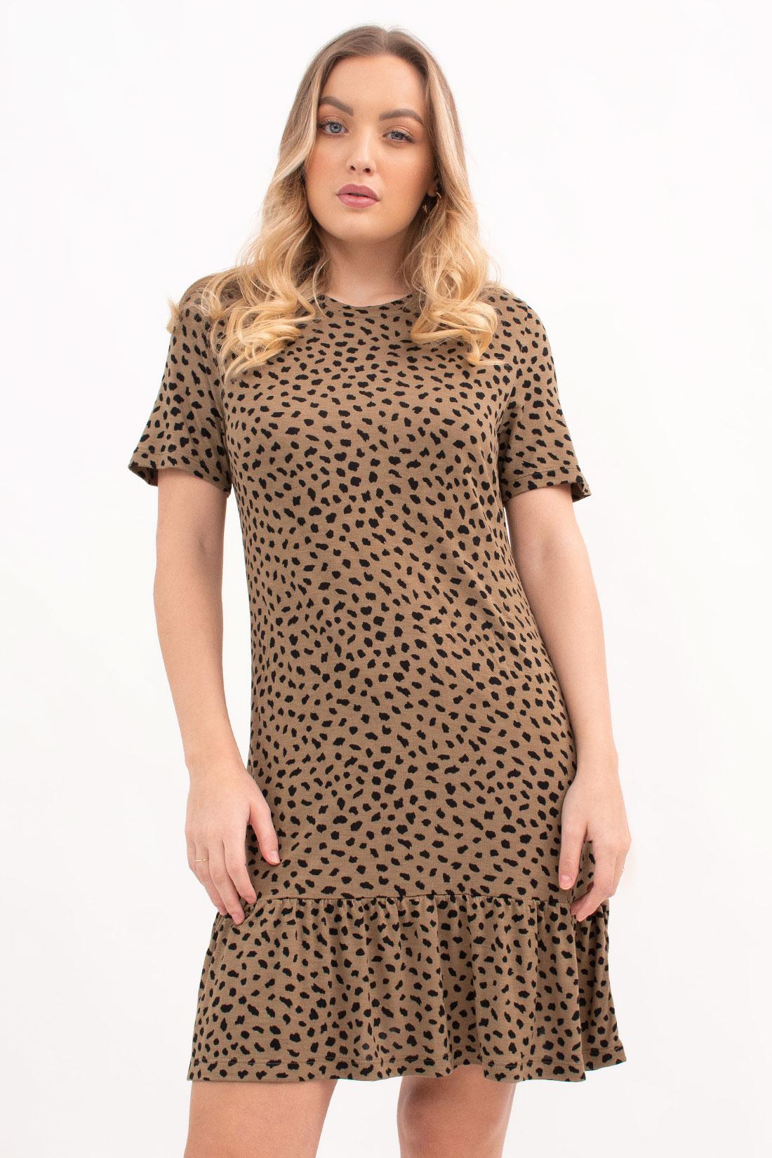 Vestido Hering Animal Print