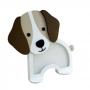 Luminária Abajur Cachorro De Mesa Com Led Com ou Sem Fio