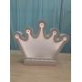 Luminária Abajur Coroa de Mesa com Led Com ou Sem Fio
