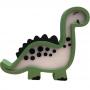 Luminária Abajur Dinossauro de Mesa com Led Com ou Sem Fio