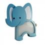 Luminária Abajur Elefante De Mesa Com Led Com ou Sem Fio