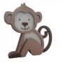 Luminária Abajur Macaco De Mesa Com Led Com ou Sem Fio