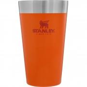 Copo Térmico de Cerveja Beer Pint Laranja 473 ml Stanley Original