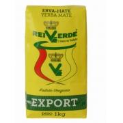 Erva Mate Rei Verde Export Amarela Padrão Uruguaio 1 kg