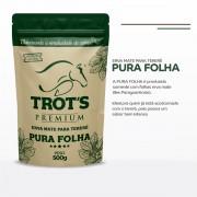 Erva Mate Tereré Trots Premium Pura Folha 500 g