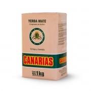 Erva Mate Yerba Mate Chimarrão Uruguaia Canarias Té Rojo y Centella 1 kg
