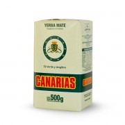 Erva Mate Yerba Mate Chimarrão Uruguaia Canarias Té Verde Y Jengibre 500 g