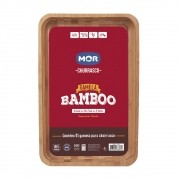 Gamela Churrasco Bamboo 30x45
