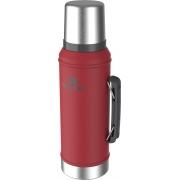 Garrafa térmica Stanley Classic 1 Litro Vermelha Original