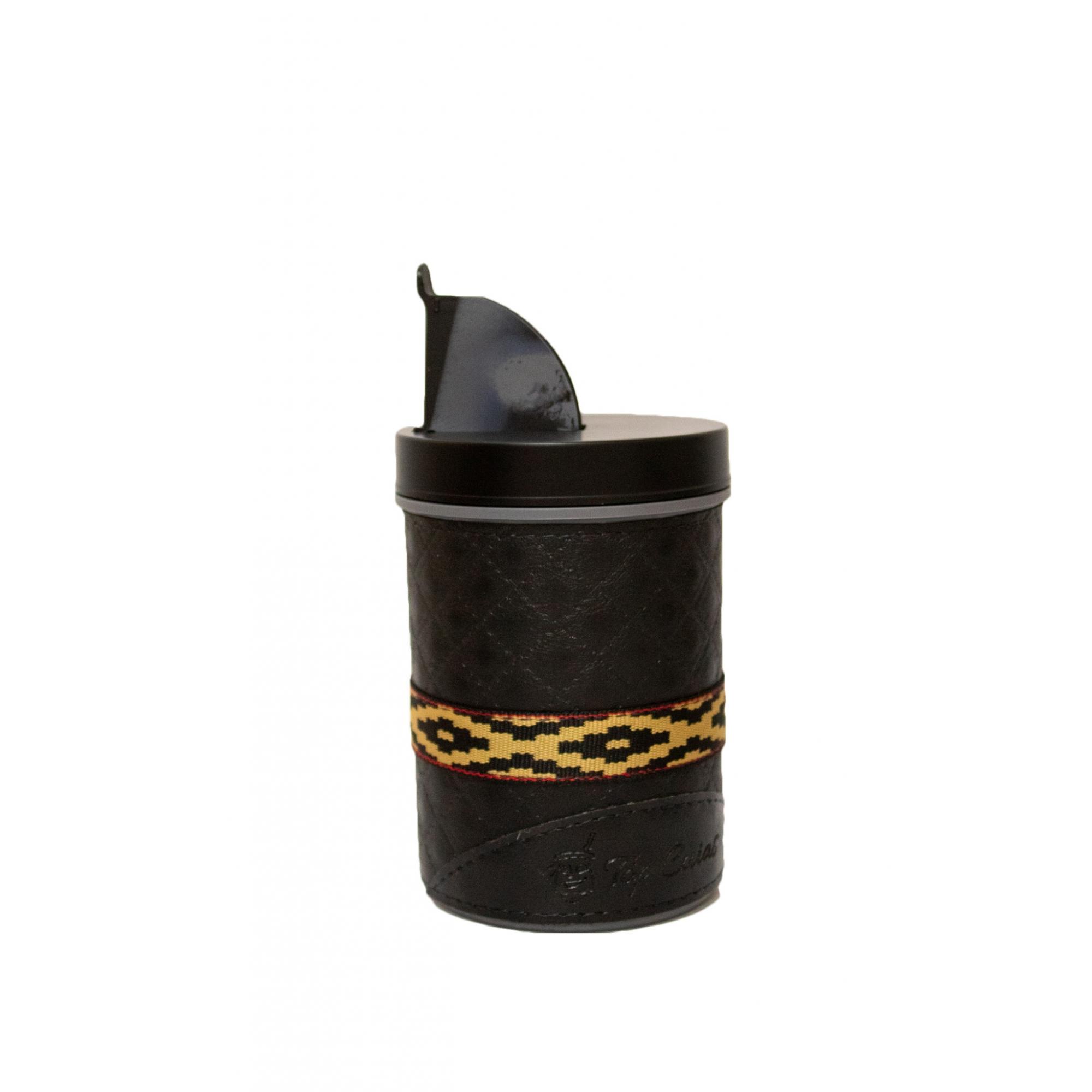 Conjunto chimarrão mateira 1 litro, térmica e porta erva