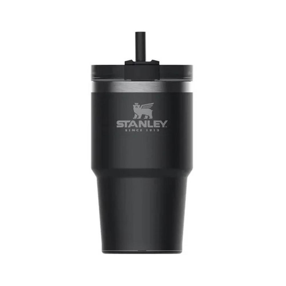 Copo Stanley 100% Original C/canudo Preto 591 ml