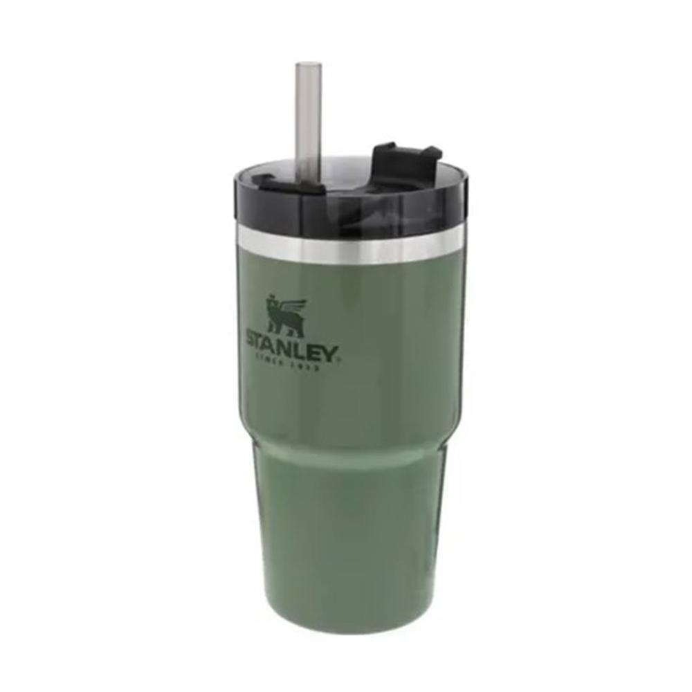 Copo Stanley 100% Original C/canudo Verde 591 ml