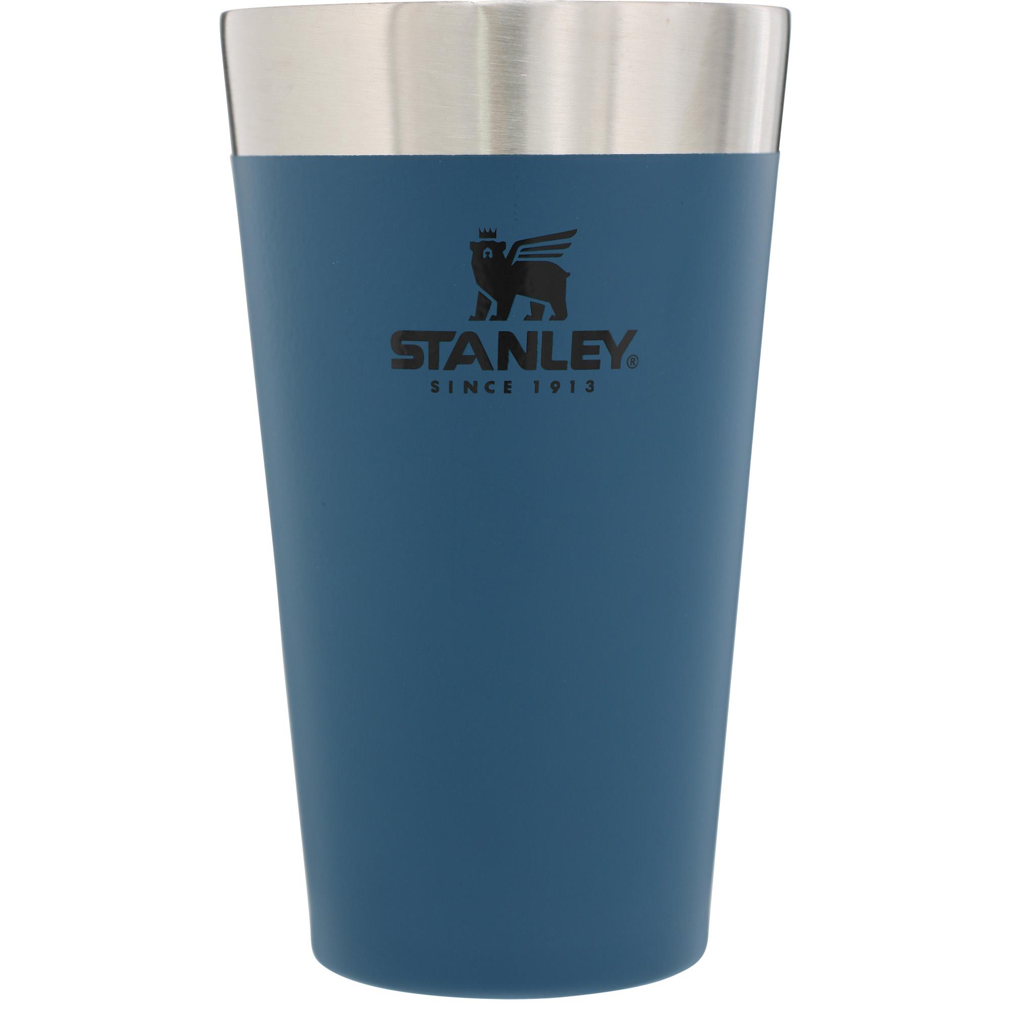 Copo Térmico de Cerveja Beer Pint Azul 473 ml Stanley Original