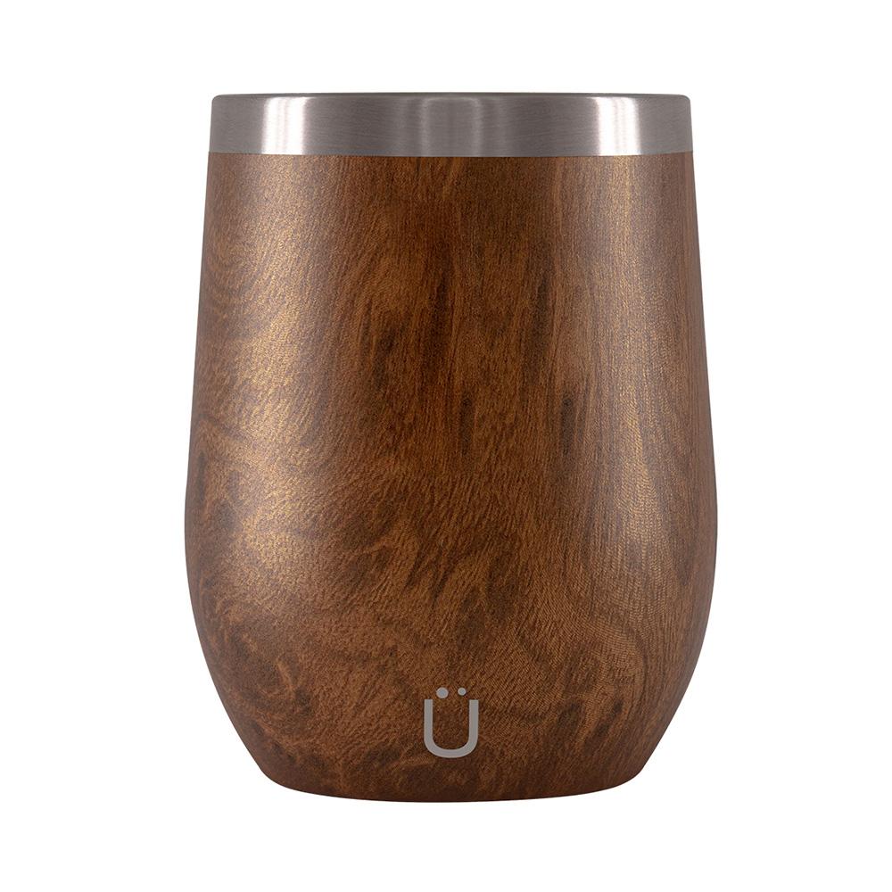 Copo Térmico Spirit Gluck 354 ml Wood