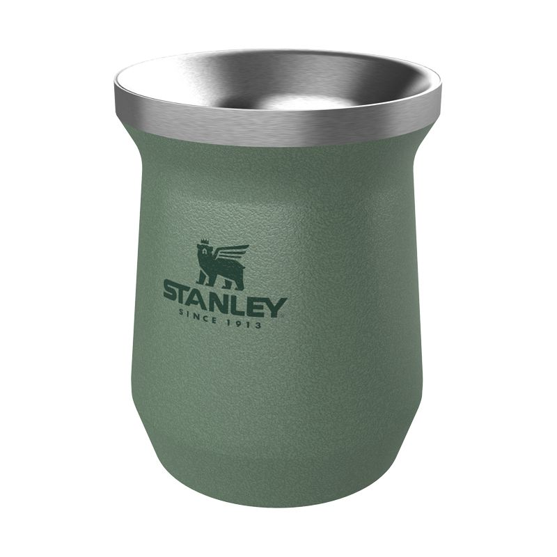 Cuia Térmica Stanley Para Tereré e Chimarrão Verde 236 ml