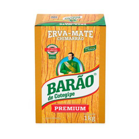 Erva mate Barão Premium 1 kg
