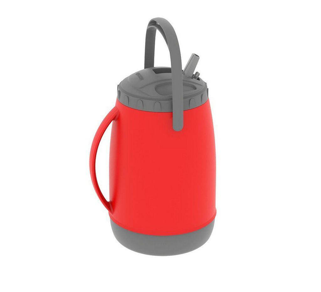 Garrada Térmica Atacama 2,5 Litros Vermelha