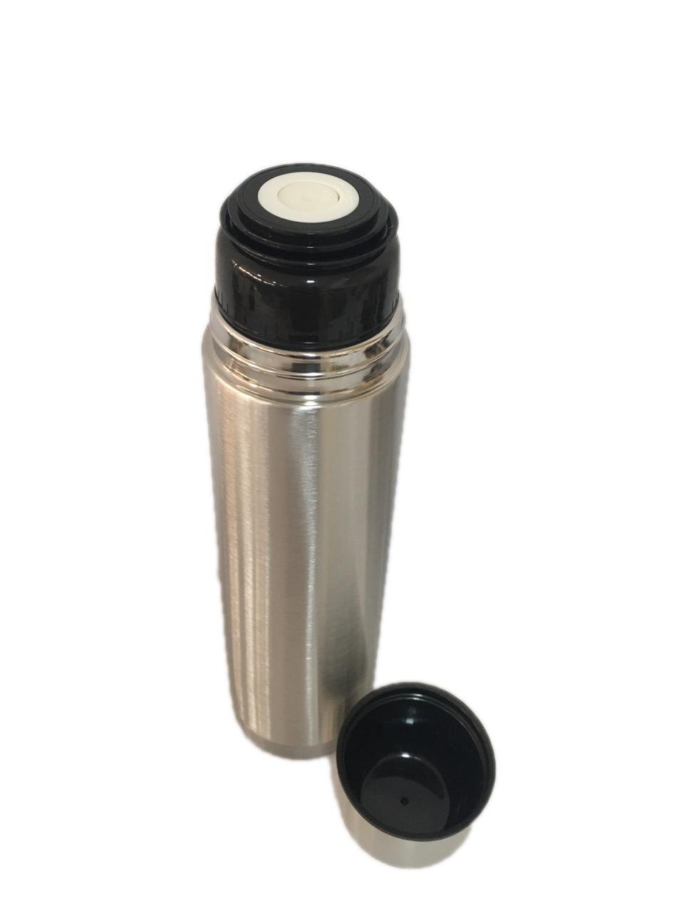 Garrafa Térmica Aço Inox Palito 1 litro