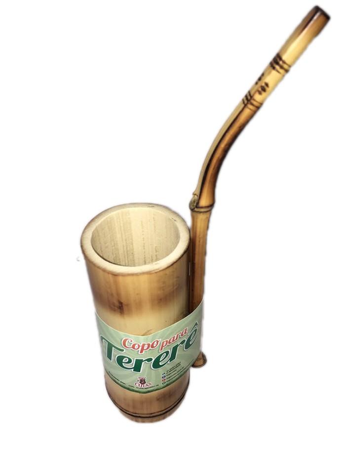 Kit tereré Bambu Personalizado