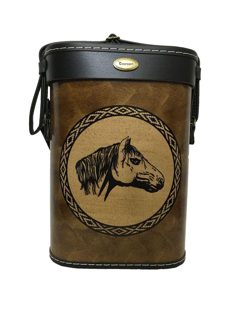 Mateira Chimarrão Recouro 1 Litro Cavalo