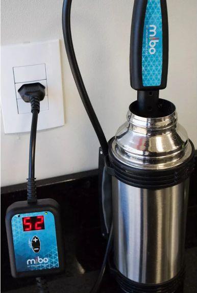 Mibo aquecedor de água inteligente