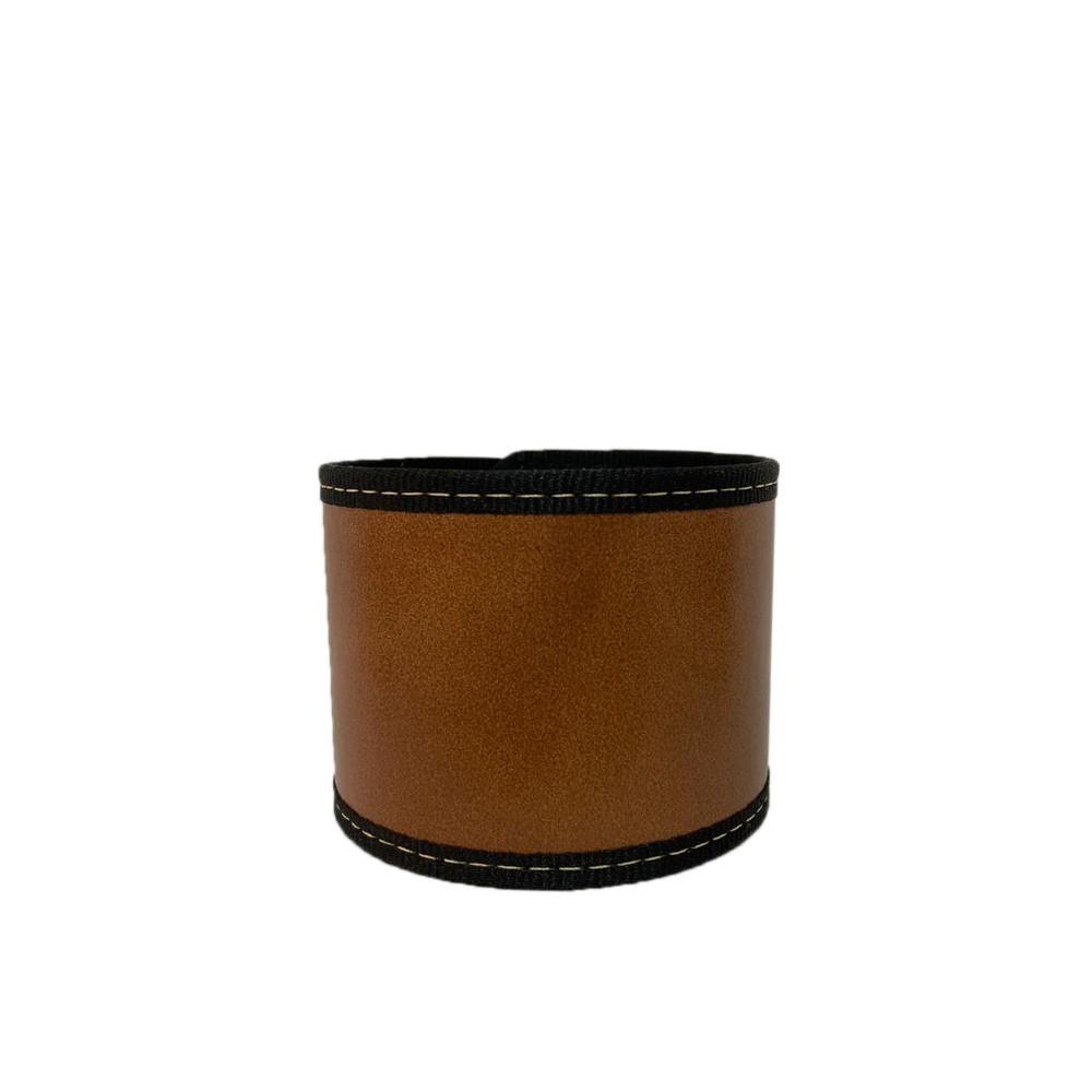 Porta Cuia couro Premium Liso