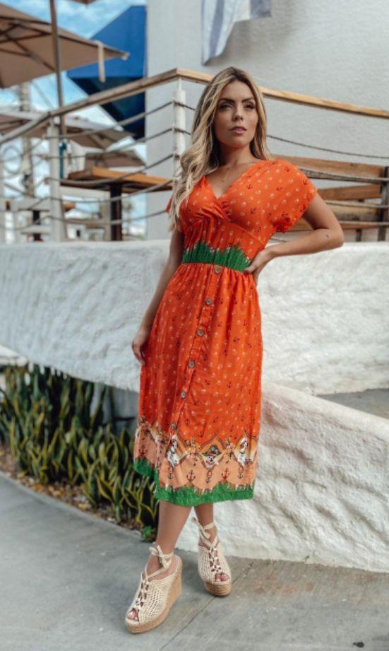Vestido Âncora Cód:14585