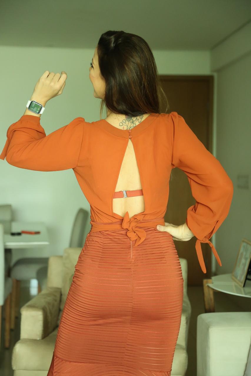 Vestido Versátil Cód:14667