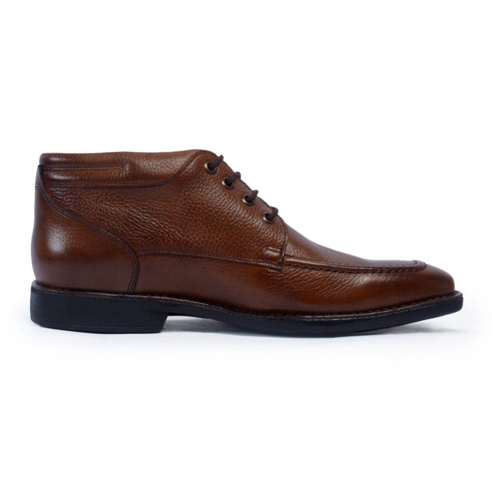 Sapato Masculino Garotti em Couro 41 Navajo - 41