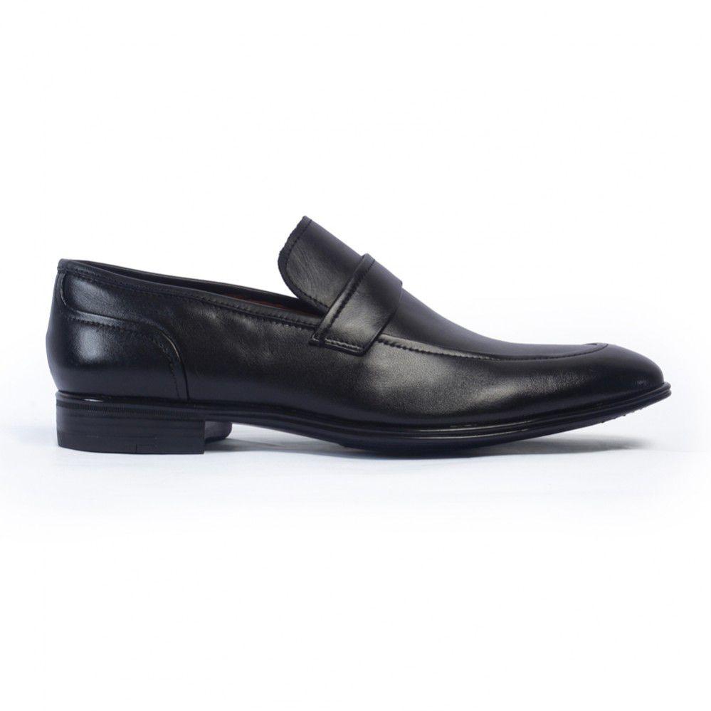 Sapato Masculino Garotti em Couro Morgan 07 PRETO