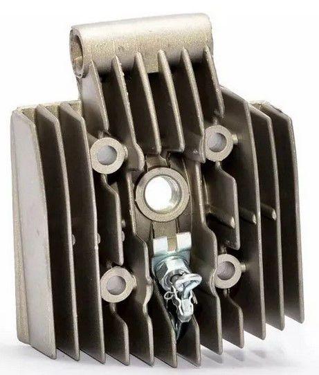 Cabeçote Mobilete Bikelete Wmx 50 Cc Com Descompressor