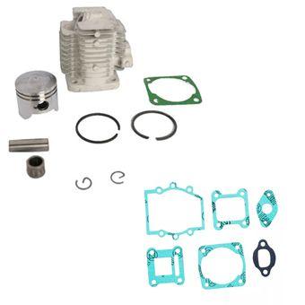 Kit Cilindro Completo Mini Moto + Jogo de Juntas 49CC