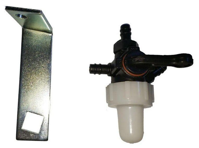 Kit Filtro Combustível Com Suporte Original Do Walk Machine