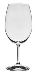 Taça de cristal Roberta   540 ml Bohemia