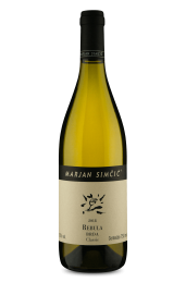 Vinho Branco Esloveno Marjan Simic Sauvignonasse